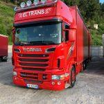 EL TRANS - Kompani Transporti ne Shqiperi. Me 12 vite eksperience ju garanton transport te sigurt mallrash ne Shqiperi dhe ne te gjithe Ballkanin. Transport Nderkombetar Mallrash